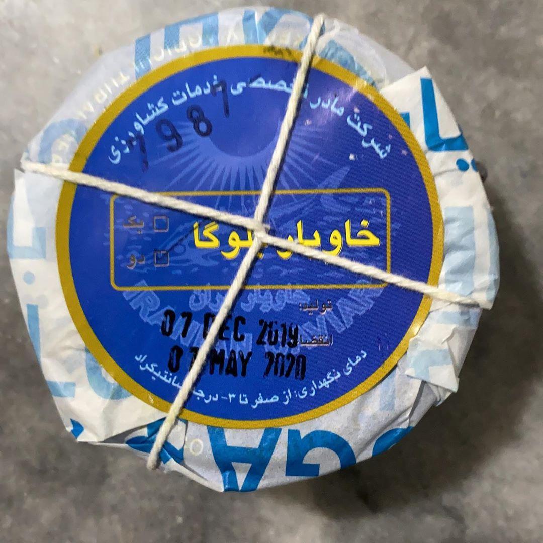 فروش خاویار ایران در داخل کشور
